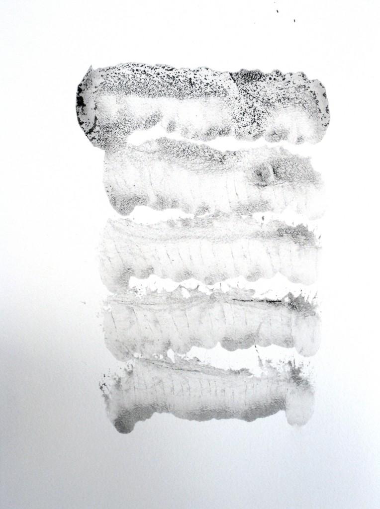 lavis d'encre sur papier, 36 x 25,5 cm, 2012