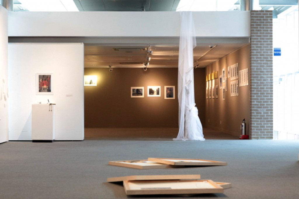 Installation - Exhibition Seokdang Museum of art - Sicard & Moslehi