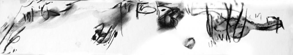 Sans titre, pastel sur papier, 2006 michel sicard et mojgan moslehi